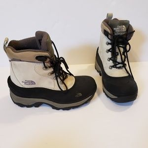 The North Face | waterproof insulated hiking boots